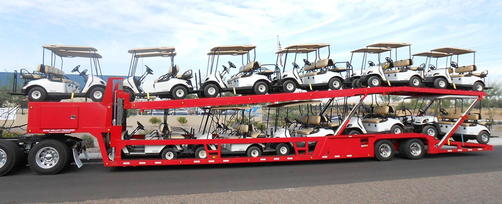 Affordable Golf Cart Transport Company