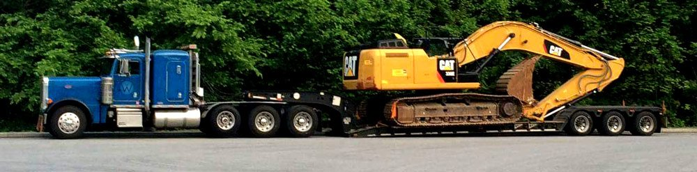 Heavy Equipment Hauler Alabama alabama heavy equipment transport