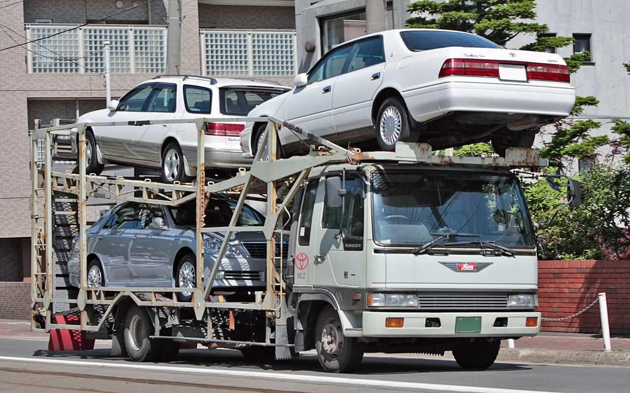 Auto Shipping Kentucky