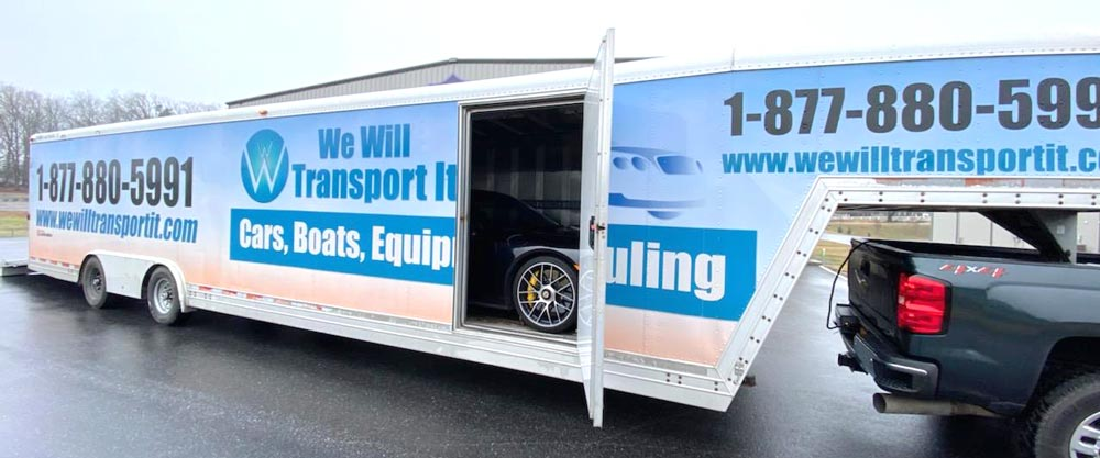 What do you need to have a auto transport services?
