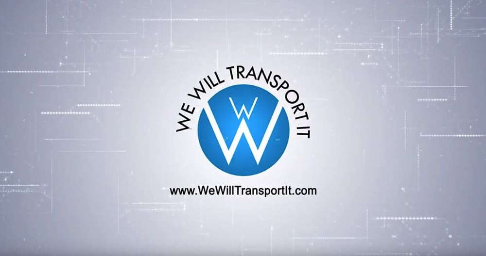 Vehicle Transport Company with We Will Transport It