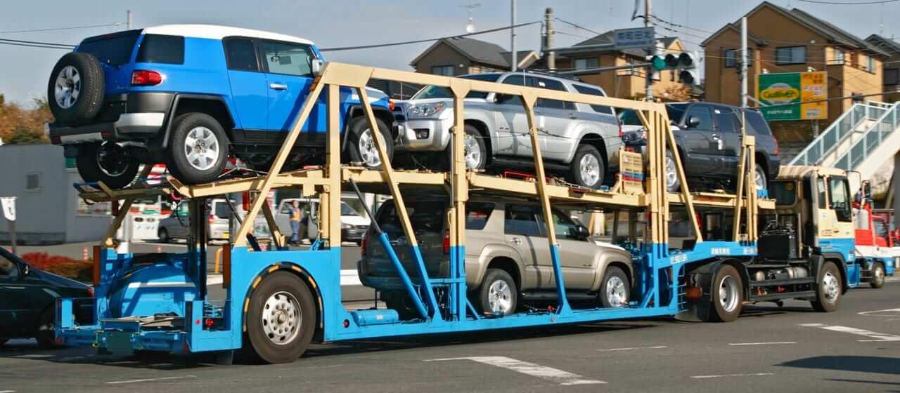 Auto Transport Massachusetts