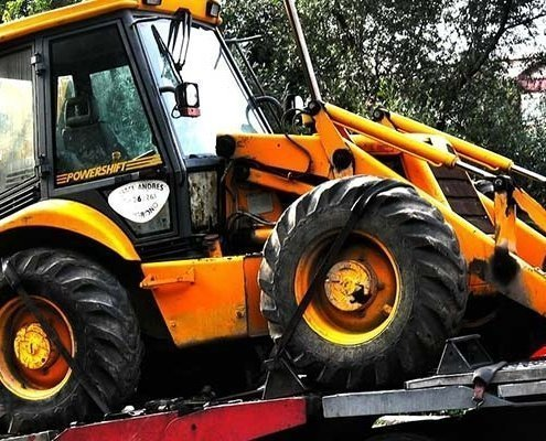Backhoe Shipping from State to State Get Cheap Quotes luxury car shipping