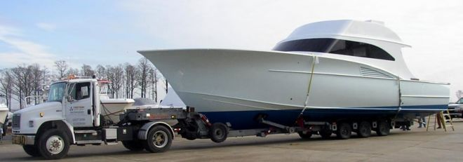Boat Shipping Florida with We Will Transport It