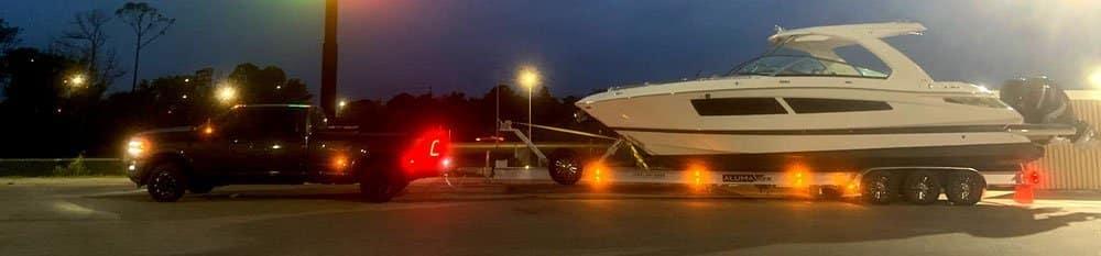 Boat Transport by Truck, Boat transport near me
