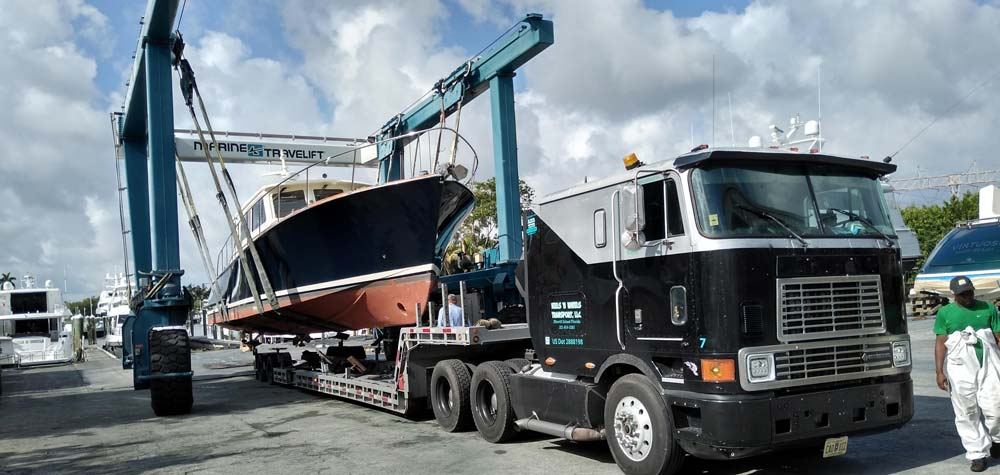 Best Boat transport costs