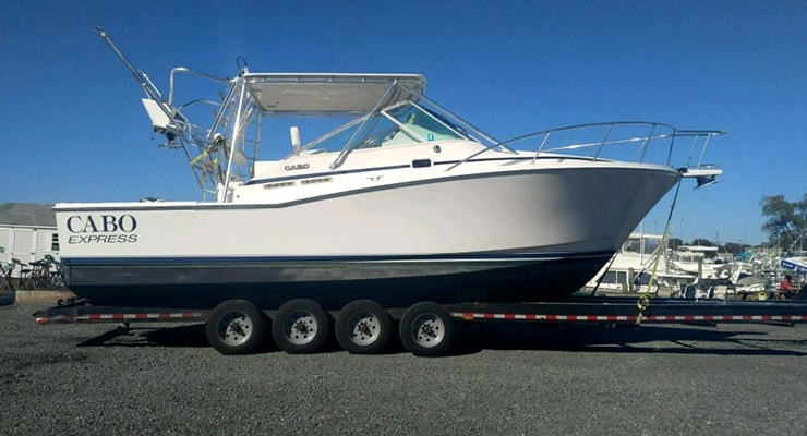 Boat Hauling Florida with the Best Boat Haulers