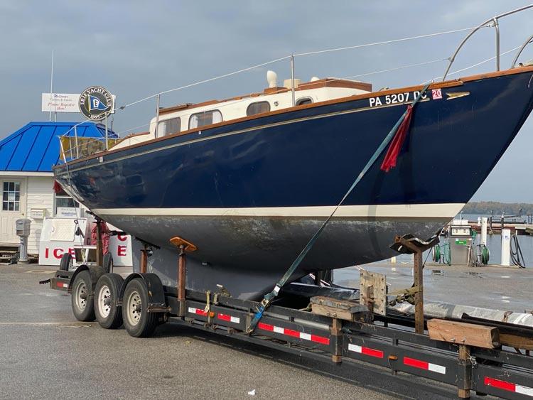 Boat Transport to/from Salt Lake City, UT