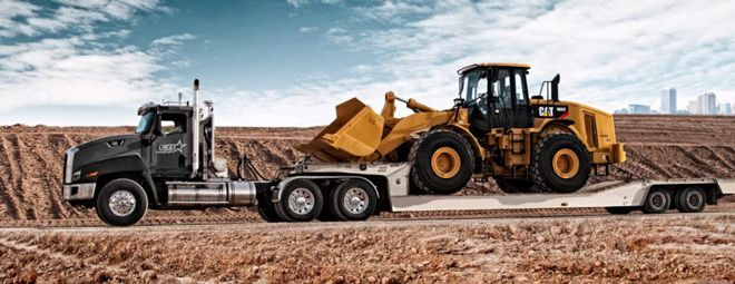 Bulldozers Transportation Services with We Will Transport It