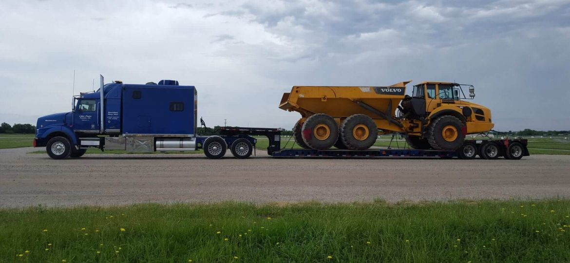 We will transport it, Common Myths about Heavy Equipment Transportation