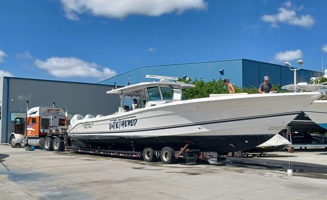 California Yacht Transportation, Yacht transportation companies