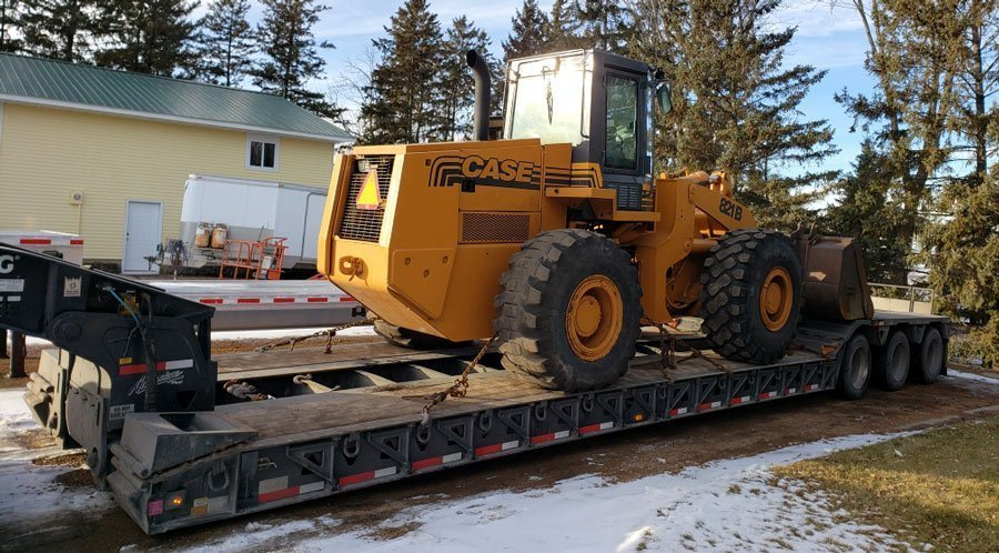 Canada Heavy Equipment Transportation WWTI