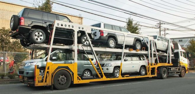 Car Hauling Price