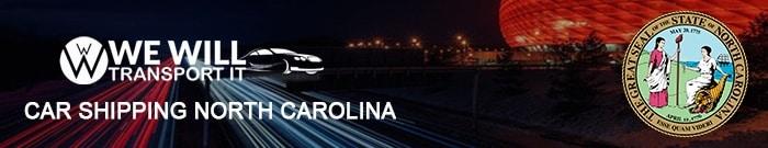 Car Shipping North Carolina, we will transport it