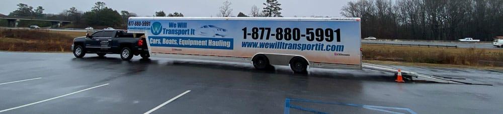 Car Transport New England & Auto Shipping | WWTI