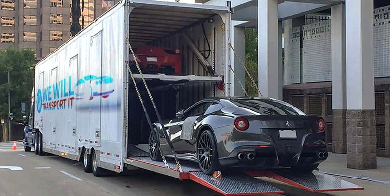 Car Transportation Services with We Will Transport It car transportation services