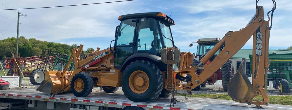 Colorado Heavy Equipment Transport