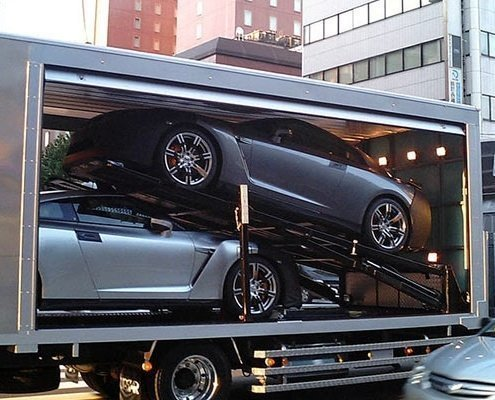 Enclosed Car Shipping reputable car haulers