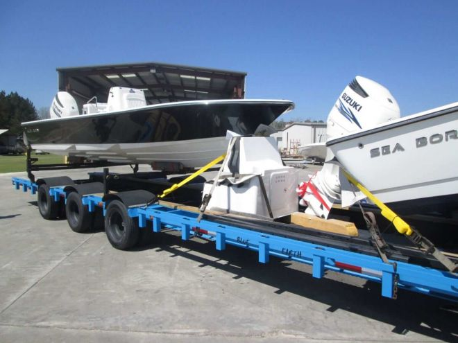 We will transport it, Florida Boat Transportation Regulations