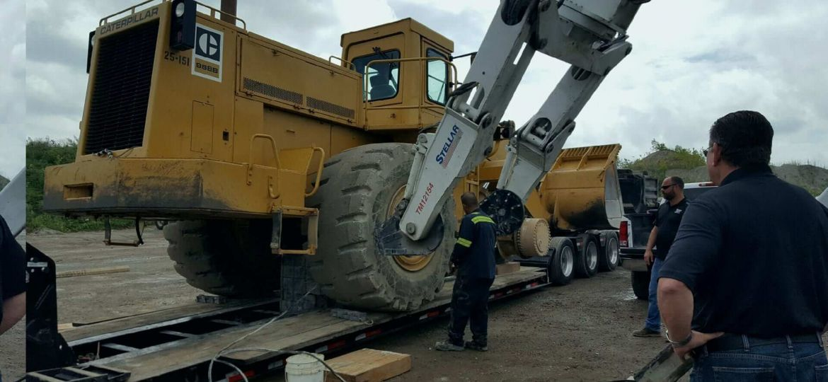 We will transport it, How to Get Your Construction Equipment to Your Worksite