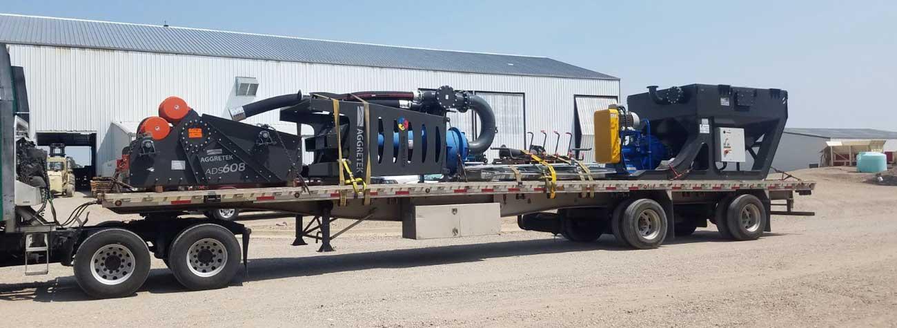 Hauling Heavy Equipment Tennessee