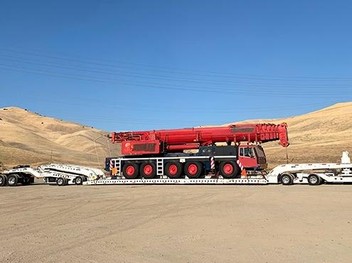 Heavy Equipment Shipping from NY to Illinois car shipping
