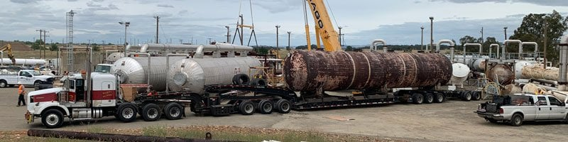 Heavy Equipment Transport Costs, Cost to Ship Heavy Equipment