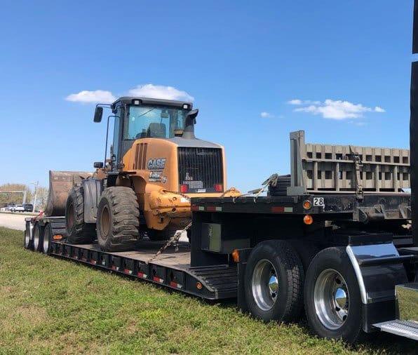Heavy Equipment Transport Costs, Heavy Equipment Shipping & Oversize Cargo Transport Cost