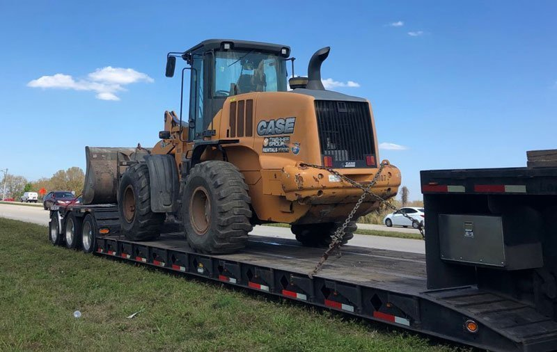 Delaware Heavy Equipment Transport