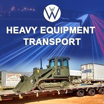 Heavy Equipment Transport, we will transport it
