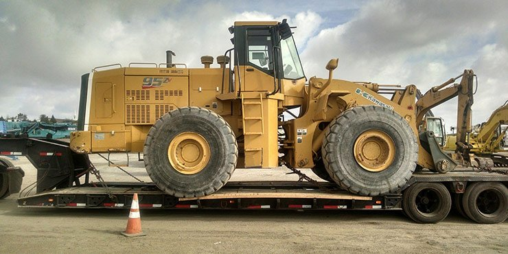 Heavy Equipment Transportation Services You Can Trust