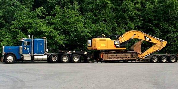 Heavy Equipment Transport heavy equipment transport