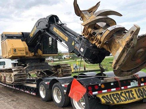 Heavy equipment shipping from NY to PA heavy equipment shipping