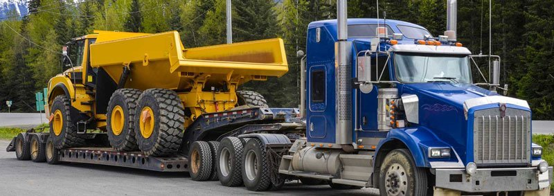 History of Oversize Equipment Shippers