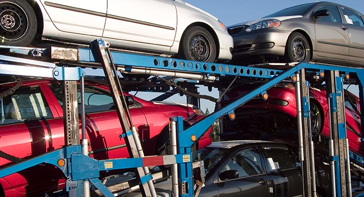 How much does it cost to ship a car with We Will Transport It