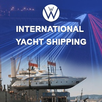 International Yacht Shipping, we will transport it international yacht shipping