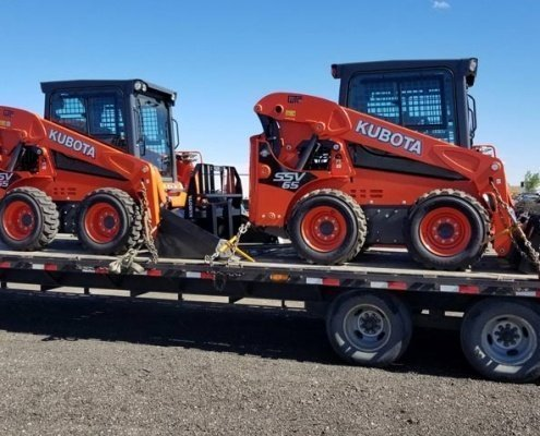 Kubota Transportation, Kubota Construction Equipment Shipping, we will transport it expedited auto transportation