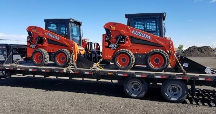 Kubota Transportation, Kubota Construction Equipment Shipping, we will transport it vehicle transport company vehicle transport company