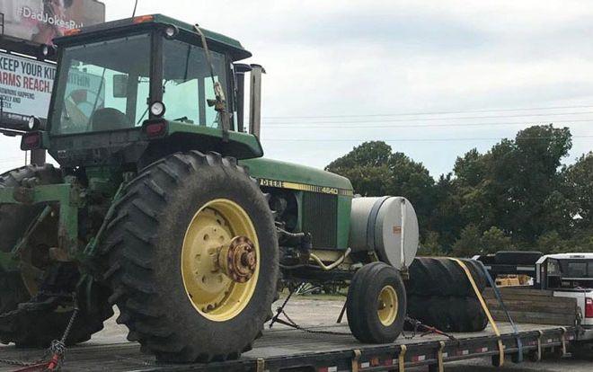 Louisiana Heavy Equipment Transport & Heavy Haulers