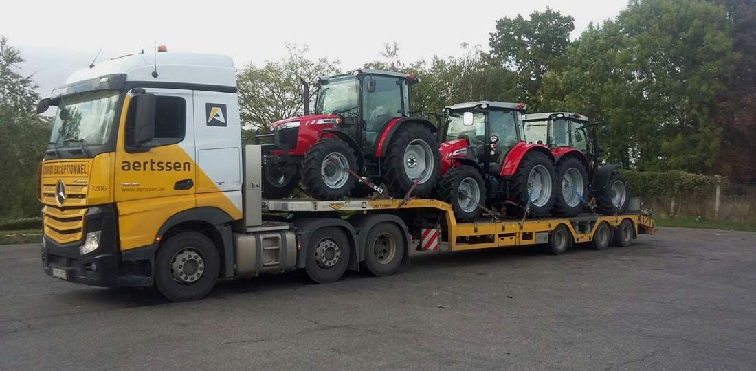 Massey Ferguson Transportation, We will transport It