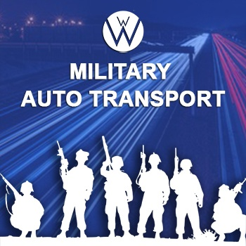Military Auto Transport, we will transport it military auto transport