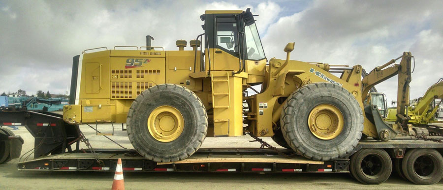 Mississippi Heavy Equipment Transport