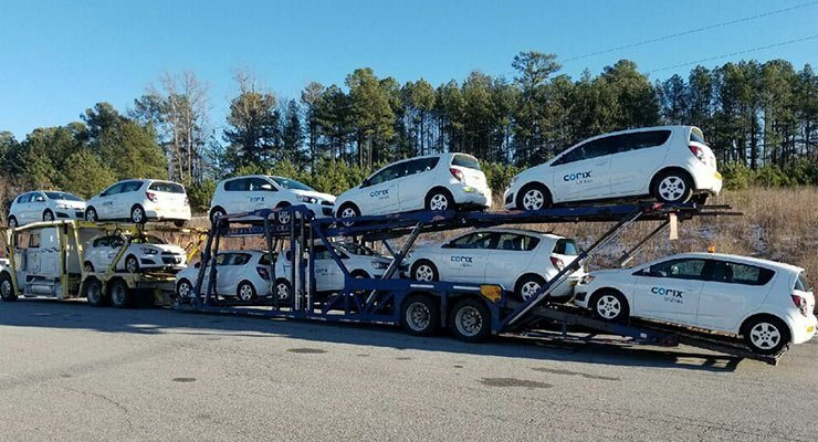 Move Car with We Will Transport It