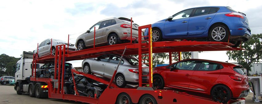 Open car transportation for dealerships and auctions, Reliable auto transport