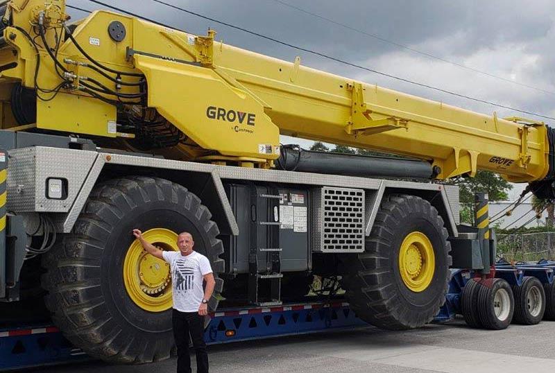 Oklahoma Heavy Equipment Transport