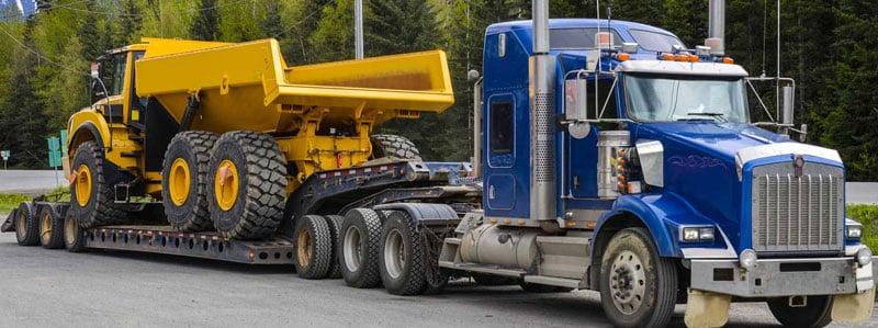 Oversize Transport Permits