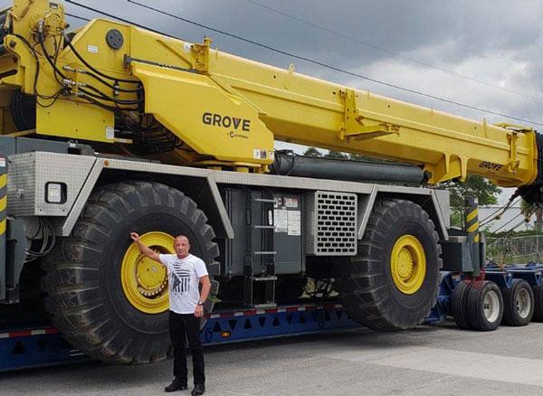 Oversized Equipment Transportation, Heavy equipment shipping & oversize cargo transport