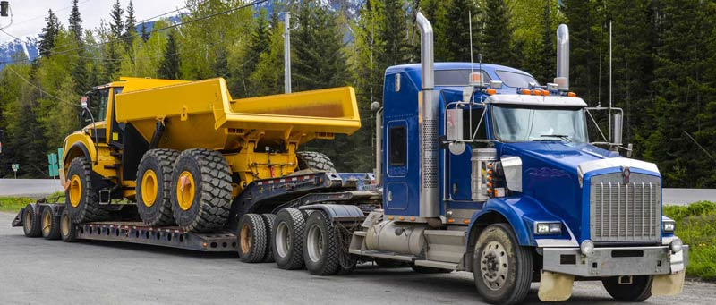 Oversized and Heavy Equipment Transport, Oversized Equipment Transportation