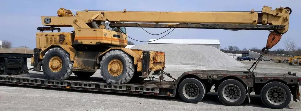Oversized Shipping & Heavy Hauling