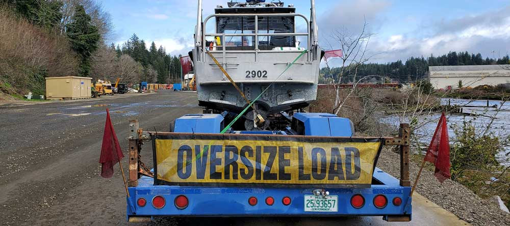 Oversized Shipping & Heavy Hauling